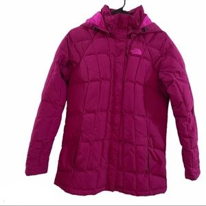 THE NORTH FACE PUFFER DOWN JACKET 550